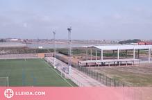 Obres pista poliesportiva municipal a Rosselló