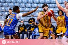 El jugador del club de bàsquet Pardinyes, Filip Knezevic