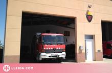 Les Garrigues Altes reclamen recuperar el segon vehicle d'aigua del parc de bombers de la Granadella.