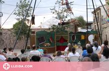 La Regidoria de Cultura de Tàrrega obre amb èxit a la Figuerosa el cicle d'arts del carrer