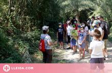 Visita guiada a la Mitjana de Lleida per donar-la a conèixer