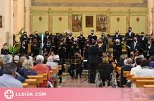 La 'Música Nocturna' del Musiquem Lleida il·lumina Guissona