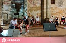 El Castell dels Templers atrau més de 1.000 turistes només en 15 dies de juliol