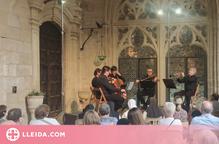 El Quartet Teixidor obre la sisena edició del Festival 'La Pedra Parla'