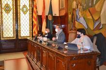 La Diputació aprova un pressupost de prop dels 13 M€ per combatre els efectes la Covid