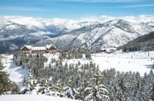 Veuen inviable obrir pistes sense esquiadors de Barcelona
