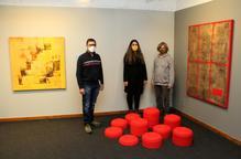 Una vintena d'artistes homenatgen Alba Vilamajó amb una mostra col·lectiva al Museu Tàrrega Urgell