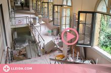 ⏯️ GALERIA: Així ha quedat el Rectorat després del tancament de Hasél