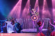 ⏯️ El Circ Alegría presenta a Lleida el seu espectacle més innovador, 'Circo Sobre Agua 2'