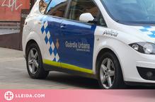 Detingut un jove per agredir i amenaçar la seva parella a Lleida