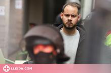 Hasel atribueix l'ampliació de la seva condemna al descens de les protestes al carrer