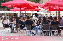 Lleida va registrar gairebé 6.000 contractes a l'hostaleria durant l'estiu