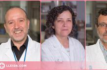 Tres investigadors de l'IRBLleida, entre els més citats al món