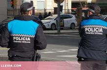Condueix sense carnet, de manera temerària i intenta agredir un agent de la Urbana a Lleida