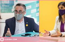 JxCat i ERC empaten a cinc escons a la circumscripció de Lleida