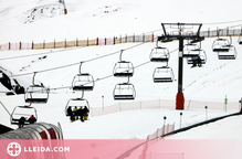 Enxampen un autocar amb 59 persones que anava a una estació d'esquí lleidatana