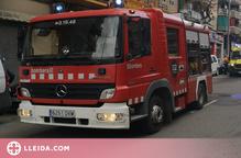 Estabilitzat un incendi a Aitona que ha afectat prop de 5 hectàrees