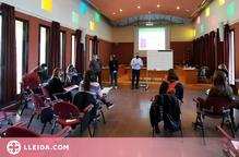 Professionals del Consell de la Noguera es formen en treball comunitari