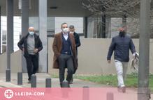 Es reobre el cas contra sis policies espanyols per les lesions a Enric Sirvent l'1-O a Lleida