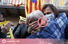 ⏯️ L'emotiva rebuda de Serret a Vallfogona de Balaguer