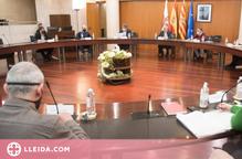 Constituïda la Comissió de Seguiment del congost de Mont-rebei