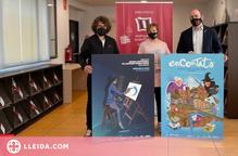 La il·lustració guanya força en la sisena edició de l'Encontats de Balaguer