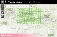 Nou mapa interactiu d'indicis d'os a Catalunya