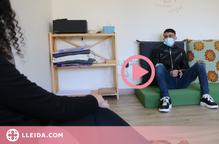 ⏯️ La pandèmia agreuja la incertesa del futur laboral i personal dels joves migrants no acompanyats