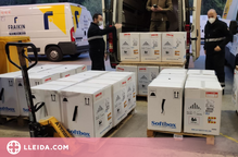 Catalunya rep més de 193.000 noves vacunes de Pfizer