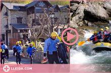⏯️ Els esports d'aventura esquiven la covid amb una ocupació del 80%