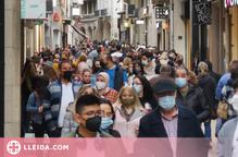 Detinguts per robar amb força en 13 establiments de Lleida