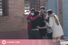 Surten de presó els dos detinguts pels aldarulls pro-Hasel a Lleida