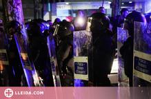 Una associació policial defensa l'ús de foc real per respondre a agressions durant els disturbis