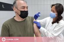 Salut posa data a la vacunació generalitzada a partir dels 16 anys