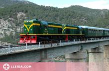 El confinament comarcal frena el Tren dels Llacs