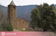 La restauració de l'església de Solanell permet conservar unes pintures romàniques inèdites