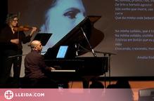 El jazz de Txema Riera i els fados de Carolina Blàvia arriben al Teatre Ateneu de Tàrrega