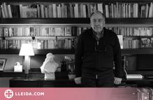 La UdL homenatja el poeta Joan Margarit per Sant Jordi