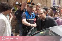 """Recullen signatures contra els discursos """"homòfobs i misògins"""" del bisbe de Solsona"""