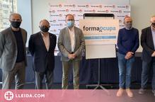 La nova fira FormaOcupa de Lleida comptarà amb 60 expositors virtuals