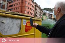 L'Alta Ribagorça se suma al sistema que recompensa per reciclar