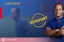 El balaguerí Lluís Cortés renova amb el FC Barcelona