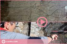 ⏯️ Els gravats medievals de la Vall d'Àssua, declarats Bé Cultural d'Interès Nacional