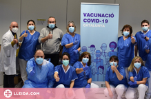 Salut anuncia quan preveu vacunar la franja d'edat dels 40 als 50 anys