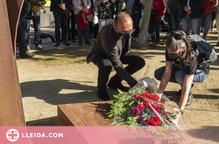 Lleida homenatja les persones deportades a Mauthausen