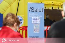 Salut farà cribratges d'automostra a la ciutat de Lleida