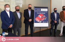 Lleida Ocasió engega motors el 14 de maig amb més de 550 vehicles