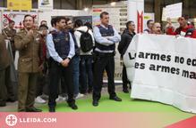 El jutge ordena que l'Exèrcit pugui participar a la fira d'ocupació de Lleida