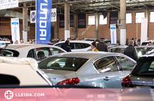 Lleida Ocasió arrenca motors amb més de 550 vehicles
