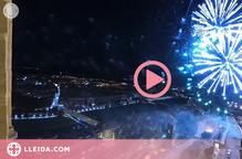 ⏯️ Reviu en 360 graus l'espectacle que va cloure la Festa Major de Lleida